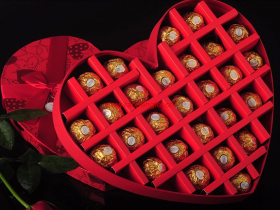七夕送女朋友什么礼物 DIY巧克力成2014七夕情人节礼物首选
