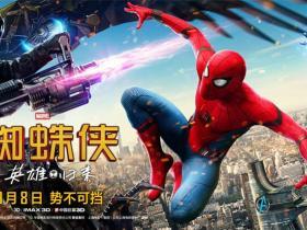 蜘蛛侠:英雄归来 1080P 高清迅雷下载