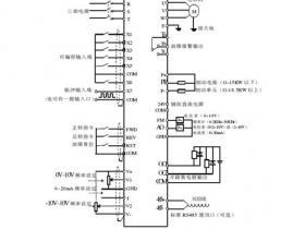 变频器怎么接线 变频器接线图解