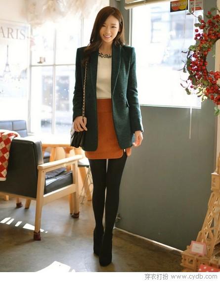 冬季修身显瘦搭配技巧 羽绒服搭配方法