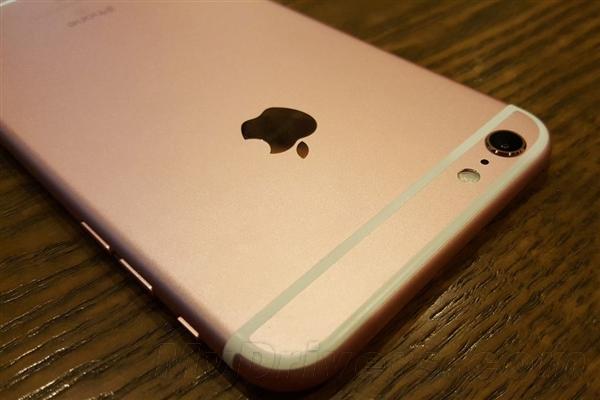 国行iPhone 6S高清图赏