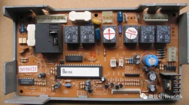 分享:空调电路板维修技巧